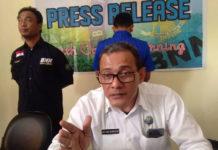 Kepala BNN Perwakilan Papua Barat, Brigjen Pol. Untung Subagyo