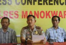 Kapolres Manokwari, AKBP Adam Erwindi//free