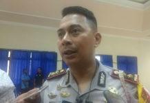 Kapolres Kabupaten Jayapura AKBP Victor Dean Mackbon SH