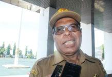 Asisten Bidang Perekonomian dan Kesejahteraan Rakyat Sekda Papua, Noak Kapisa