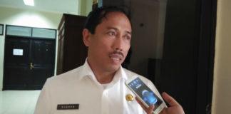 Kepala Badan Pengelola Keuangan dan Aset Daerah (BPKAD) Kabupaten Jayapura, Subhan, S.E.,