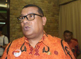 Caption: Kepala Bappeda Papua, DR. Muhammad Musa'ad