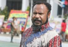 Anggota DPR RI Dapil Papua, Willem Wandik S.Sos