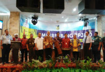 Caption: Suasana Musrenbang RPJMD Papua tahun 2018