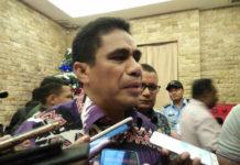 Sekretaris daerah Provinsi Papua, T.E.A Hery Dosinaen, S.IP.,MKP.,M.Si