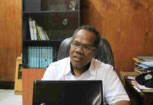 Kepala Inspektorat Kabupaten Jayapura, Meyer Suebu