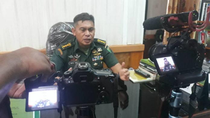 Kapendam XVII/Cenderawasih Kolonel Inf Muhammad Aidi