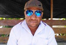 Koordinator Masyarakat Peduli PON 2020 Papua, Astir Gombo