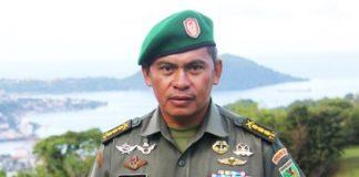 Kapendam XVII/Cenderawasih, Kol. Inf. Muhammad Aidi
