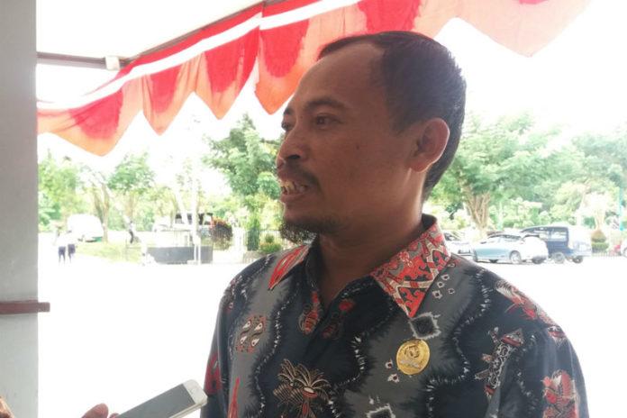 Caption: Ketua PKS Keerom Bambang Mujiono. Foto : Alfred/PapuaSatu.com
