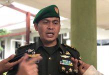 Kapendam XVII/Cenderawasih, Kolonel Inf. Muhammad Aidi