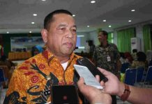 Foto: Sekretaris Daerah Keerom, Blasius Waluyo Sejati.