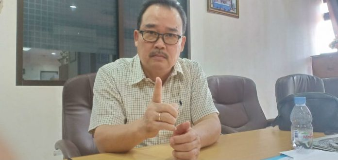 Wakil Ketua Komisi I DPR Papua, Tan Wie Long.