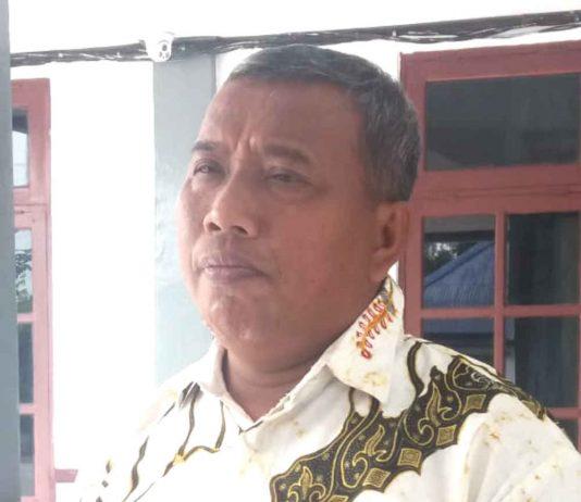 Ketua Badan Kordinasi Masjid (BKM) Kab Keerom, Irwan
