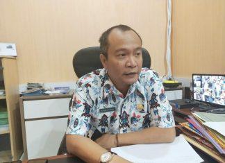 Caption: Kepala Badan Pengelolaan Keuangan dan Aset Kab Keerom Trisiswanda Indra