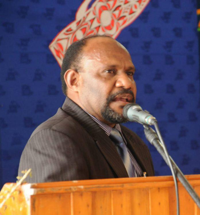Ketua MRP Timotius Murib