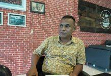 Kepala Bidang Pencegahan dan Pengendalian Penyakit di Dinas Kesehatan Provinsi Papua, Dr. Aaron Rumainum