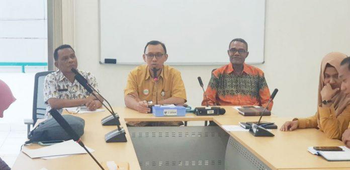 BPJS Kesehatan Cabang Jayapura, saat melakukan pertemuan dengan Dokter Peraktik Perorangan (DPP) Se- Wilayah Kota Jayapura