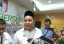 Ketua Umum BPD PHRI Papua, Syahrir Hasan