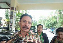 Kepala Badan Kepegawaian Daerah (BKD) Kota Jayapura, Robert J.Betaubun