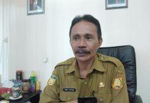 Kepala Badan Kepegawaian Daerah (BKD) Kota Jayapura, Dr. Robert Johan Betaubun, S.Pd, MM