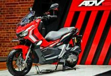 New Honda ADV