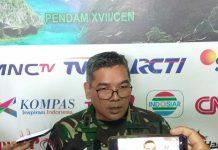 Wakapendam XVII/Cenderawasih, Letkol Inf Dax Sianturi, SE