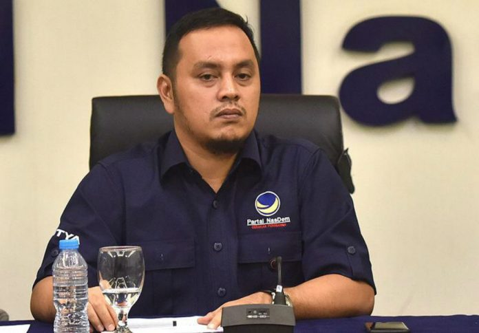 Ketua DPP NasDem, Willy Aditya