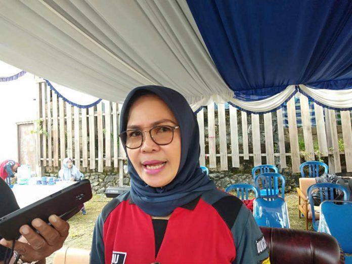 Kepala Dinas Kependudukan dan Pencatatan Sipil Kota Jayapura, Merlan Uloli