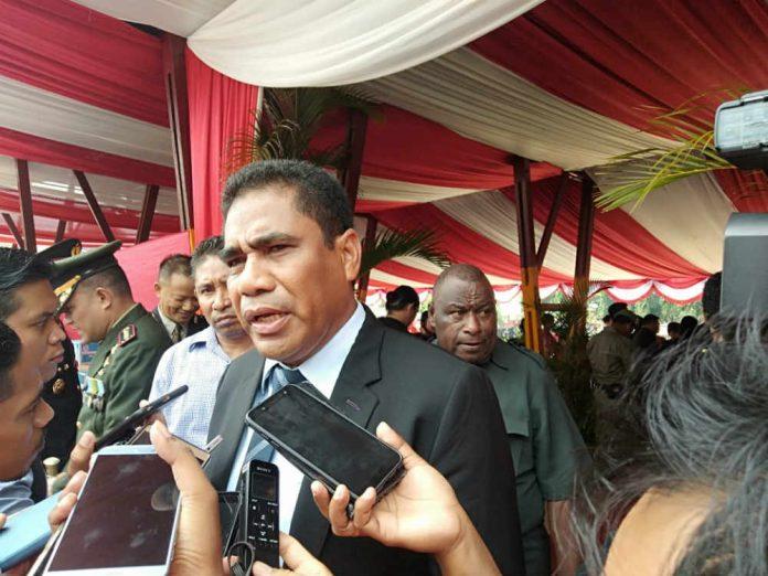 Sekda Provinsi Papua, Hery Dosinaen, S.IP, M.KP