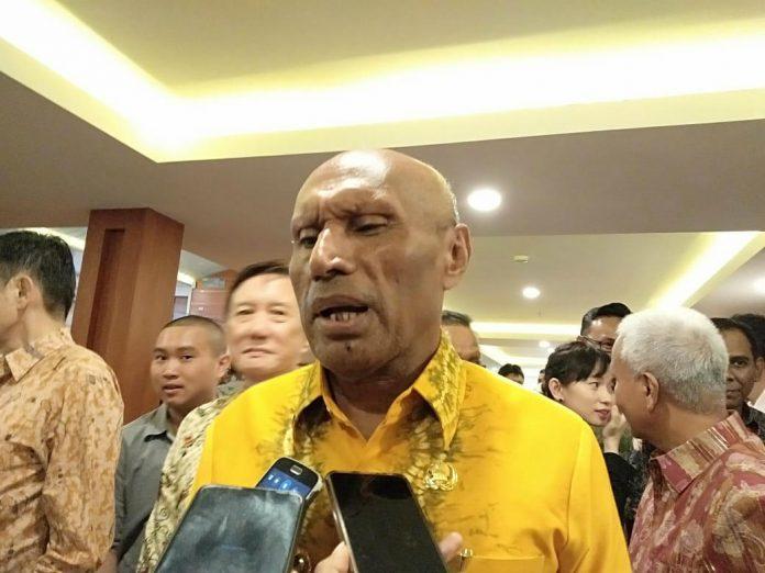Wali Kota Jayapura, Dr. Benhur Tomi Mano, MM