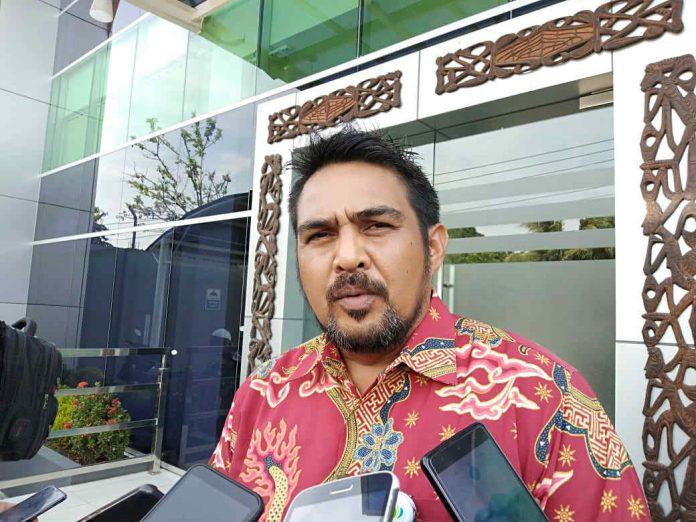 Kepala Cabang BPJS Ketenagakerjaan Papua, Adventus Edison Souhuwat