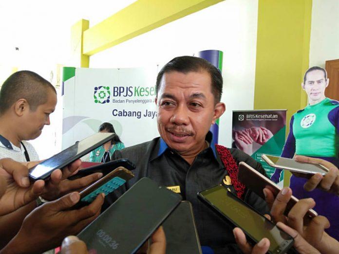 Wakil Walikota Jayapura DR. Rustan Saru