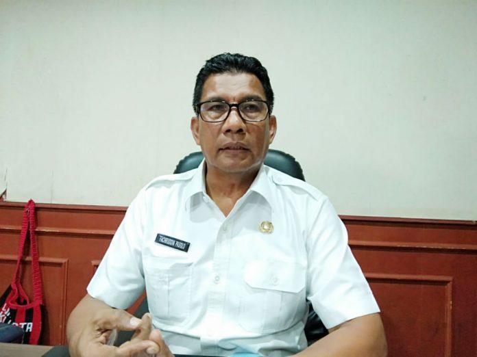 Kepala Dinas Pendidikan dan Kebudayaan Kota Jayapura, Dr. Fahruddin Pasolo, M.Si.