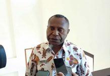 Plt Direktur Rumah Sakit Jiwa Abepura, Dr. Anthonius Mote