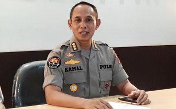 Kombes Pol. Drs. AM. Kamal,SH (Foto/A. Jainuri/PapuaSatu.com)