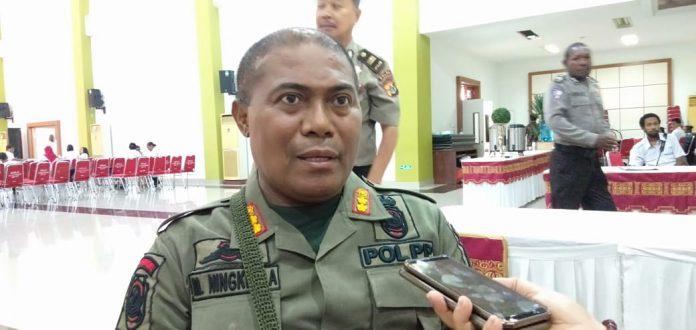 Kepala Satuan Polisi Pamong Praja (Kasatpol PP), Mushim Ningkeula