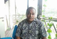 Ketua Komisi V DPRP, Kamasan Jack Komboy