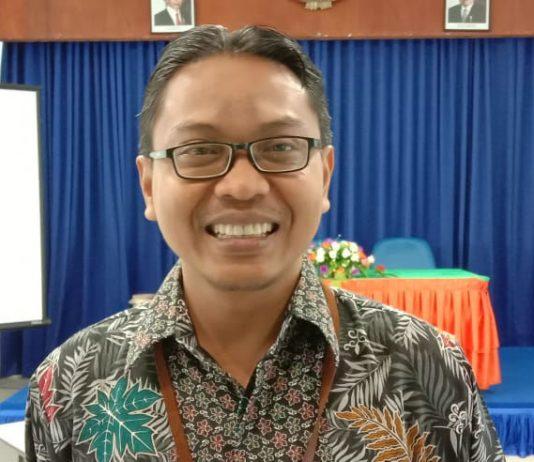 Bambang Wahyu Ponco Aji, SST, M.Si