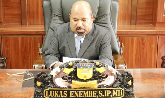 Lukas Enembe