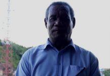 Ketua FKUB Kota Jayapura, Pdt. Willem F.L. Itaar, S.TH.,MH