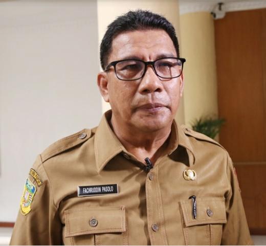Kepala Dinas Pendidikan dan Kebudayaan Kota Jayapura, Fahrudin Pasolo