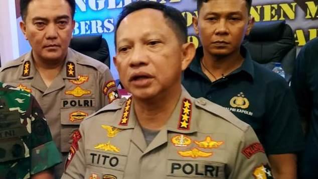 Kapolri Jenderal Pol. Tito Karnavian