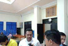 Caption : Kepala Bappenda Kabupaten Jayapura, Theopilus H. Tegay, S.E.