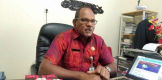 Kepala BKKBN Provinsi Papua, Charles Brabar SE M.Si