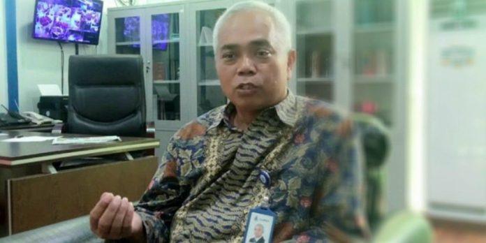 Kepala PT TASPEN (Persero) cabang Jayapura, Mulat Budianto