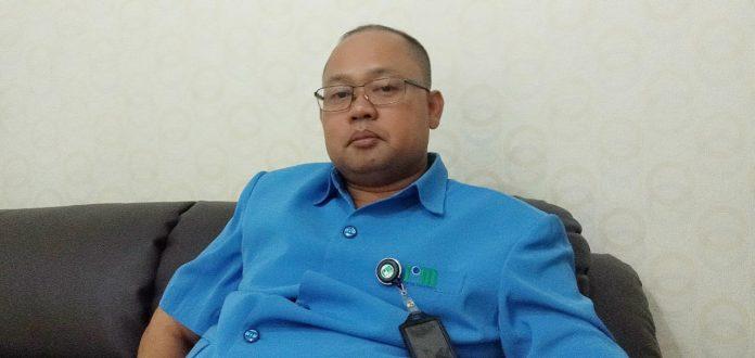 Kepala PDAM Jayapura, Entis Sutisna