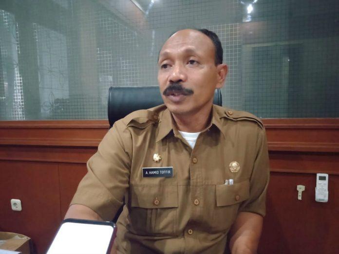 Sekretaris DPRD Kabupaten Jayapura, Abdul Hamid Toffir, S.Sos., M.Ap.