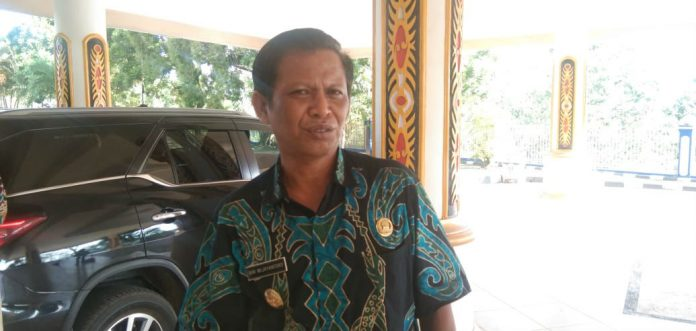 Wakil Bupati Jayapura, Giri Wijayantoro