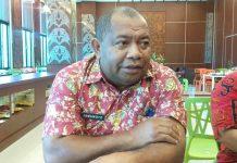 Kepala Seksi Pencegahan dan Pengendaliam Penyakit dari Dinas Kesehatan Provinsi Papua, Dr Yamamoto